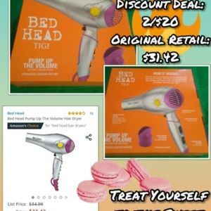 2/$20 Bed Head Hair Dryer